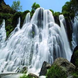 Waterfall Shaqe