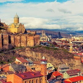 Two-day tour to Tbilisi