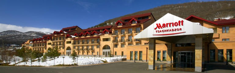 Marriott Hotel Armenia